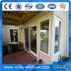 강화 유리를 가진 프랑스 알루미늄 여닫이 창 유리제 문 그리고 Windows