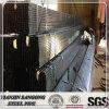 Pleine pipe en acier recuite noire soudée par 60*60