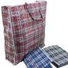 Custom Laminated Packaging Trash PP gewebte Kunststoff Einkaufstasche