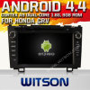 Honda CRV (W2-A7034)를 위한 Witson Android 4.4 System Car DVD