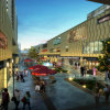Het commerciële Architecturale Teruggevende Project van de Flat