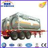 24m3 envase de gasolina y aceite del tanque del almacenaje los 20FT