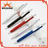 Bolígrafo promocional popular del metal para la insignia grabada (BP0129)