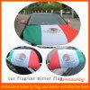 Couverture nationale de capot de voiture de pays de polyester