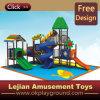 Das crianças creativas do projeto do CE campo de jogos plástico ao ar livre (12085A)