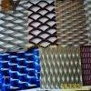 Hoja de Metal Expandido de aluminio para panel de pared decorativos