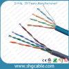Bajo costo de la CCA Cable LAN cable UTP Cat5e