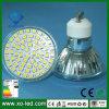 Diodo emissor de luz Light de MR16/E27/E14/GU10 Epistar Chip Dimmable 60s3528 com CE Certificate