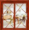 Antidiebstahl-Aluminiumlegierung-Doppelt-Glasschiebetür
