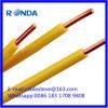 Fio elétrico contínuo 4 SQMM do PVC de H07V-U