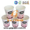Esportazione personalizzata a gettare di stampa di marchio nessuna maniglia tazza di caffè dalle 6 once