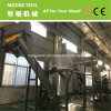 폐기물 PP PE HDPE는 최신 씻기 탱크 재생을%s 얇은 조각이 된다