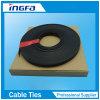 O PVC preto da cor revestiu a borda da tira do aço inoxidável para 3/4 de múltiplos propósitos