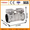 serveur exempt d'huile de compresseur d'air d'efficacité énergétique de la pente 750W premier (TW750A)
