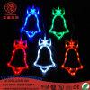 ハングの鐘のPendentクリスマスの装飾ライトを飾るLEDの照明