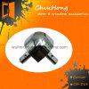 Angolo in lega di zinco di profilo D14 degli accessori del hardware