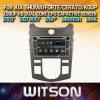 De Vensters van Witson zenden StereoSpeler DVD voor Shuma Forte Cerato Koup 2008 2011 via de radio uit