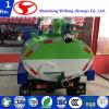 中国のダンプトラックか重いダンプまたはダンプまたは小型ダンプまたは新しいダンプまたは農業機械の装置または農業機械または3つの車輪の小型トラック