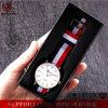 Yxl-623 het goedkope Mooie Horloge van Dames, de Dames van het Horloge van het Geval van het Metaal van de Legering, Dames van het Horloge van de Riem van de NAVO de Nylon Kleurrijke