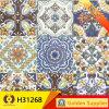 新しい花のバルコニーの浴室の壁の床によって艶をかけられるタイル(H31268)