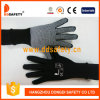 Qualité extensible Ddsafety 2017 This gants gants de coton/polyester gris