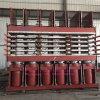 Prensa de curado de goma/prensa hidráulica para la pisada del neumático
