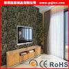 Decoración floral Wallcoverings del hogar del papel pintado de la cáscara y del palillo del vinilo del diseño interior 3D