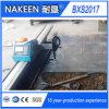 Cortador de metal de hoja portable del CNC