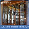 Personalizado de acero inoxidable de la rayita de oro rosa Bodega por el Club / Hotel