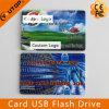 Mecanismo impulsor promocional del flash del USB de la tarjeta del sorteo de la compañía petrolera (YT-3101)