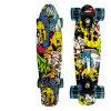 Alta qualidade skates da rua do cruzador do estilo dos grafittis de 22 polegadas