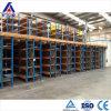 Estructura de acero del entresuelo pesado del cargamento del almacenaje del almacén