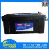 La plus fiable à usage intense 12V 200Ah Auto/batterie du chariot au plomb-acide de batterie de voiture JIS