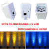 Whosales 6X15W Rgabw 5in1 LED PAR Can Party Decoration