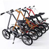 Складной велосипед с дешевой ценой завода (NY-FB001)