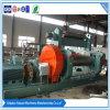 Máquinas de mistura de folhas de borracha de dois rolos com liquidificador de estoque Xk-560