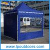 10X10'おおいを広告する屋外の完全なロゴの印刷によっては販売のためのテントが現れる