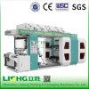 6 stampatrice tessuta ad alto rendimento di Flexo del tessuto di colori Ytb-4600 pp