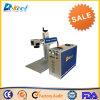 스테인리스, 종이, 보석을%s 소형 10W 20W CNC 섬유 Laser 표하기 기계
