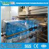 Film rétractable automatique complet machine d'emballage pour bouteilles en verre