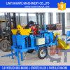 Hohe Kapazitäts-Sicherheitskreis-Lehm-Ziegelstein/Block, der Maschine Südafrika herstellt