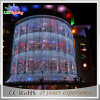 Indicatore luminoso approvato della tenda della decorazione LED di natale di festa di RoHS del Ce