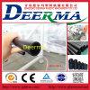Fabrication de la ligne d'extrusion de pipe de HDPE de machine