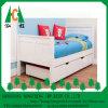 記憶を用いる普及した子供部屋の木のシングル・ベッド