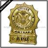 Het Kenteken van de Politie van de Ambtenaar van de Spoorweg van Apd voor Organisatie (byh-10067)