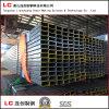 50mmx30mm Black Rectangular Steel Pipe mit Highquality für den Export