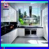 現代高い光沢のある食器棚(FY064)