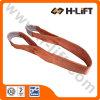 imbracatura della tessitura del poliestere della piega del doppio 6ton (EN1492-1)