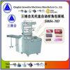 Máquina de envolvimento excedente automática do pacote Swh-7017