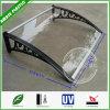 Cubiertas plásticas modificadas para requisitos particulares del patio de la sombrilla del pabellón del toldo del policarbonato DIY de las tallas